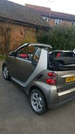 Smart fortwo cdi convertible