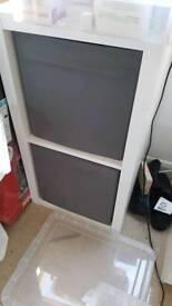 Ikea 2 kallax
