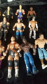 WWE WRESTLERS & COMMENTATOR - Great Christmas present
