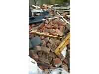 Old council bricks