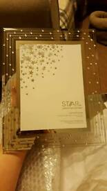 Crystal Picture Frame - Star by Julien MacDonald