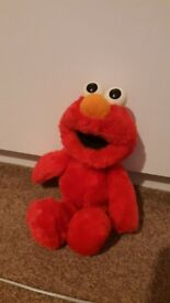 "Sesame Street Elmo soft toy plush 15 "" (38 cm)"