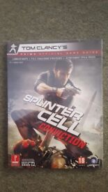 Tom Clancy's Splinter Cell Conviction - Official Game Guide - Sealed