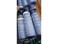 50 metre rolls stock fencing