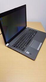 Toshiba Tecra Z50 laptop Intel 4x 2.6ghz Core i5 4th generation 500gb hd 8gb ram memory