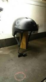 Cycle Helmet with built-in speakers