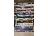 20 dvds mixed