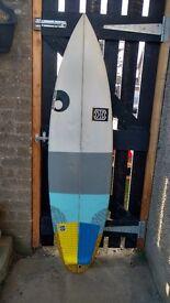 6'1 Diplock Shortboard