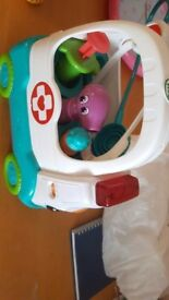 Leapfrog medical set