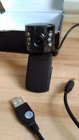 8 mega pixel web camera