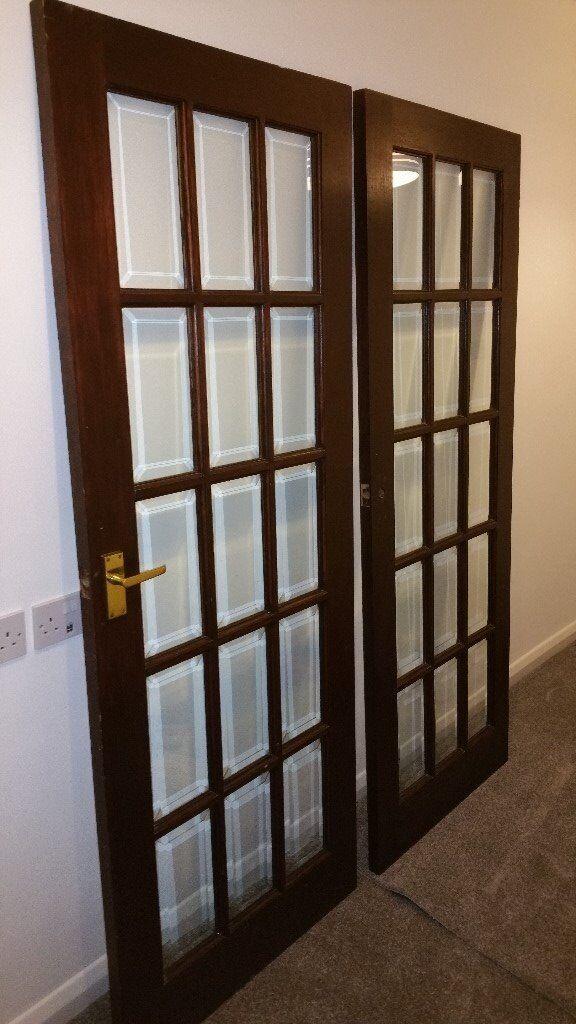 Internal Glass Panel Doors For Sale In Coventry West Midlands