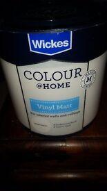 Brand New Never Opened Interior Paint