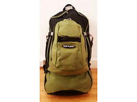 65L One Planet Backpack + Day pack