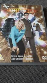 Doctor Who series 2 volume 5 DVD