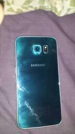 Samsung galaxy s6 topaz blue 64gb