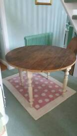 Vintage french table