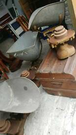 Vintage Avery Greengrocers Potato weighing scales. 3 available. £25-£35