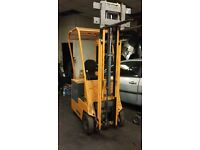 FIAT CORRELLI ELECTRIC FORKLIFT (SPARES OR REPAIRS) £700 ONO