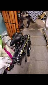 BTwin Folding Bike