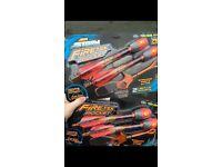 BRAND NEW Firetek Rockets x2