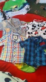 3-6 months boys cloths