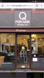 Men's Stylist / Hairdresser required