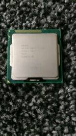 Intel core i3 processor model 2130 and two sticks of ddr3 ram open to offers