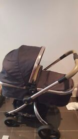 2 in 1 baby pram - mother care like brand new, was used only couple times