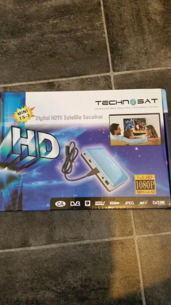 Technosat Satellite new
