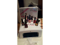 Mylee 36W UV gel lamp manicure + gel polishes, preparation, remover and wipes