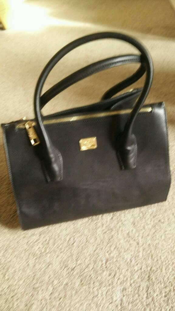 David Jones Handbag Black Unused