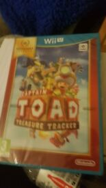 toad treasure tracker wii u