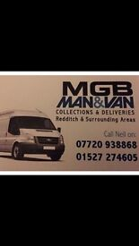 MGB Man and Van - Redditch and surrounding areas