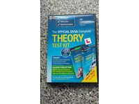 The Official DVSA Theory test kit.