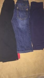 5 Pairs of Assorted Baby pants - $20