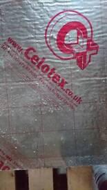 Celotex insulation 100mm full sheet 2.4x1.2