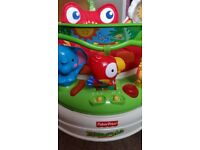 FISHER PRICE JUMPEROO rarely used!!!