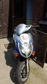 Honda 2003 and tgb motors both 50cc mopeds