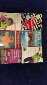 Early years/teacher books