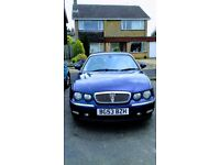 53 plate (04) Rover 75, full history, 2L Diesel engine, good condition, MOT sept 17, 108000 miles