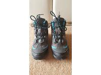 Gelert Horizon Waterproof Childrens Walking Boots Size UK1 RRP34.99£