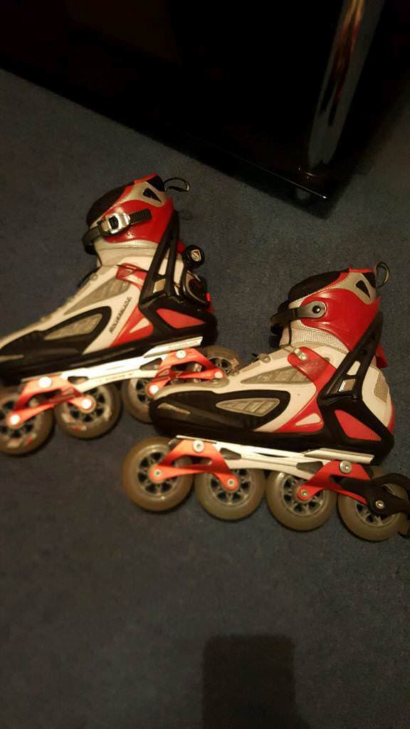 Roller skates Rollerblade Crossfire II 4D Very Good condition