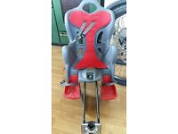 GRAB A BARGAIN!! Child (rear) bike seat in VGC (Halfords)