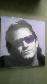Bono canvas