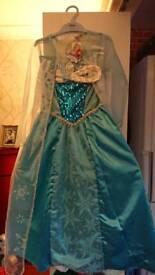 Frozen Dress (8-9yrs)