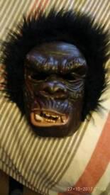 Children's gorilla fancy dress