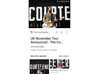 The Courteeners at Victoria Hall STOKE