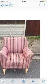 For Sale arm chair