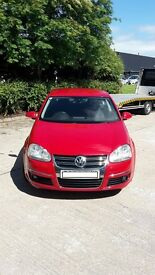 2006 VW Jetta 2.0l Sport FSI (NEW MOT) low milage only 63000