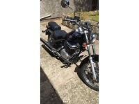 Suzuki Intruder LC 125 - Only 755 Miles